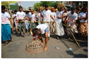 Demo of Bangladeshi Culture