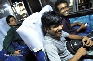 We in bus