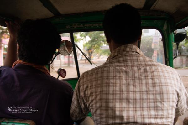 We going to Shawon da's home