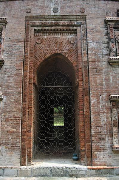 A door of the Masjid