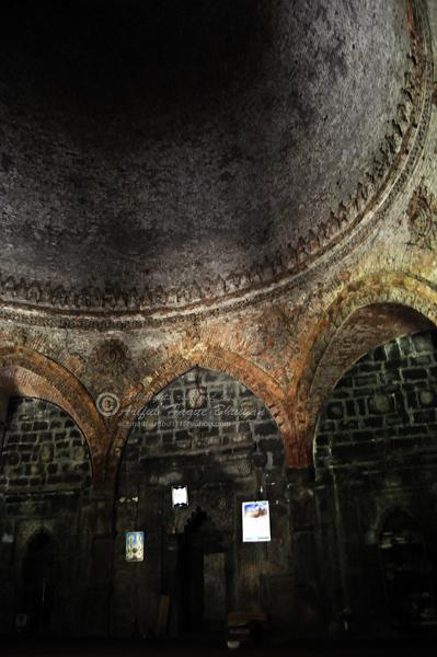 Inside of the Masjid