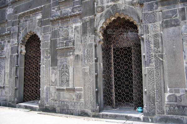 Doors of Choto Sona Masjid