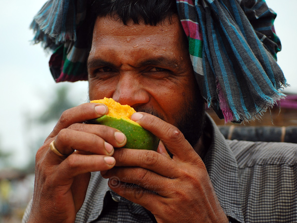 Local people of Kansat
