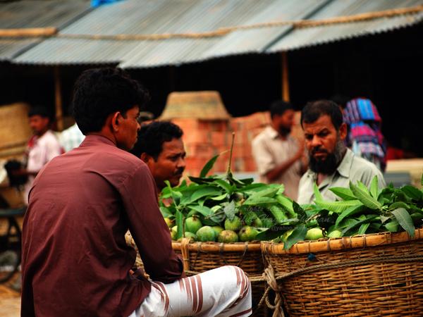 Kansat Mango Market
