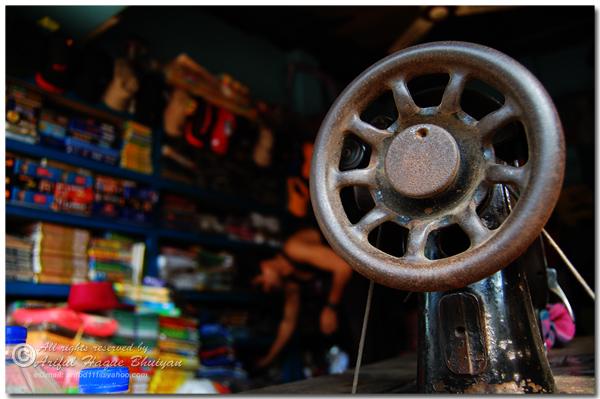 Local shop beside Bindu Restaurant
