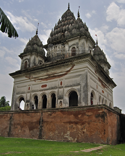 Temple from the other side