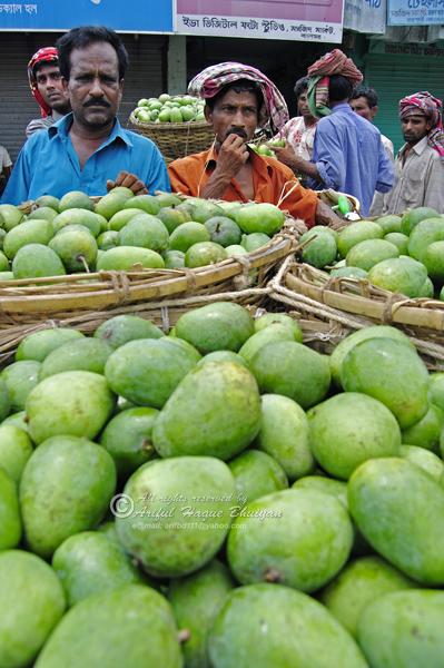 Mango traders