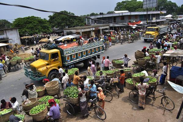 Banessor Mango Market